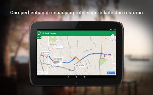 Maps - Navigasi & Transportasi Umum Screenshot