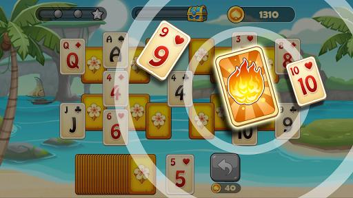 Solitaire Tripeaks screenshot 2