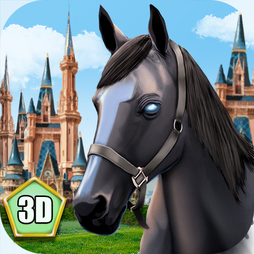 Magic Horse Simulator 3D 模擬 App LOGO-APP開箱王