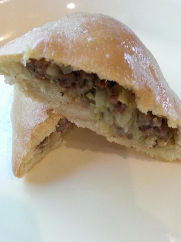 Mozzarella Cabbage Burgers Recipe