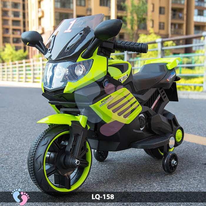 Xe máy điện cho bé LQ-158 7