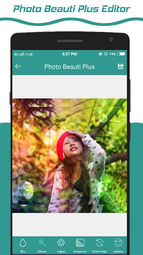 Beauty Plus Photo Editor 1.0.1 screenshots 2