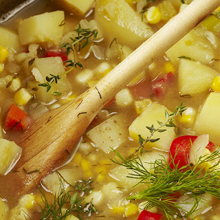 Lotsa Vegetable Chowder