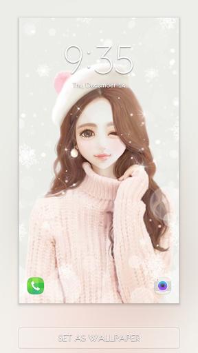 Download Cute Laurra Girl Wallpaper Google Play Softwares