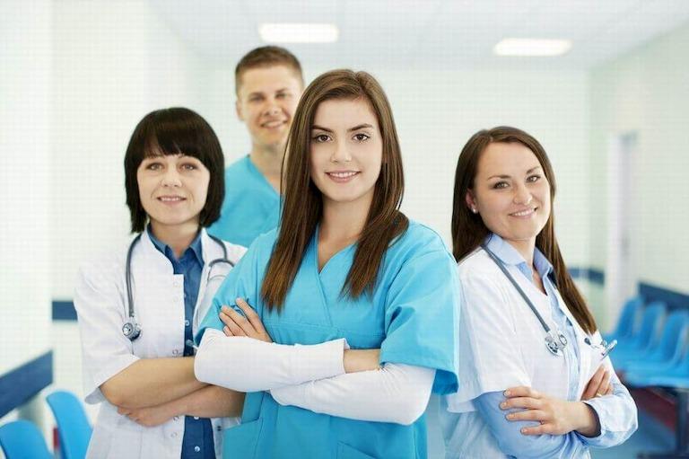 Du học ngành y tá điều dưỡng tại Đức