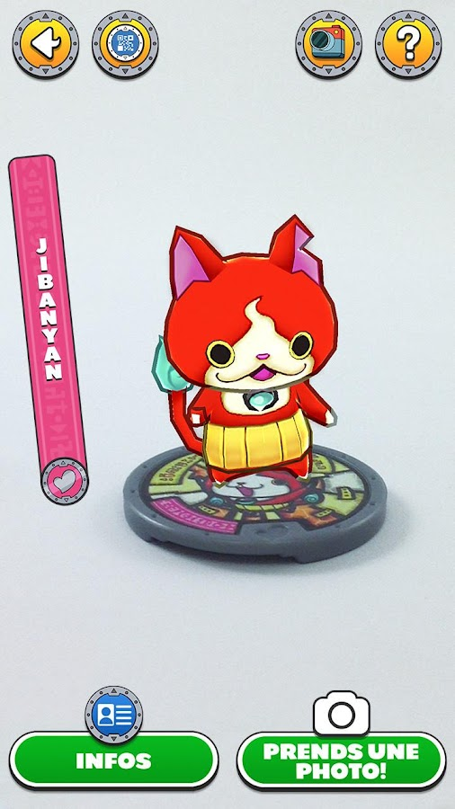 Yo kai watch land applications android sur google play for Chambre yo kai watch