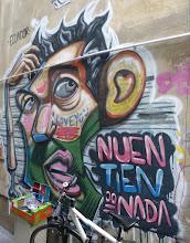 """Photo: Juan Sebastian Aguirre aka APITATAN; """"Nuen Tien Do Nada"""" (ECU)"""