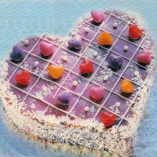 Heart Desserts Recipes