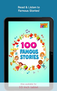100 Famous English Stories- screenshot thumbnail
