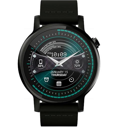 Titanium Watch Face  screenshots 11