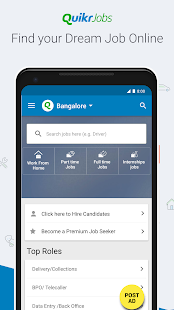 Quikr – Search Jobs, Mobiles, Cars, Home Services Screenshot