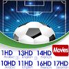 smart tv football en direct