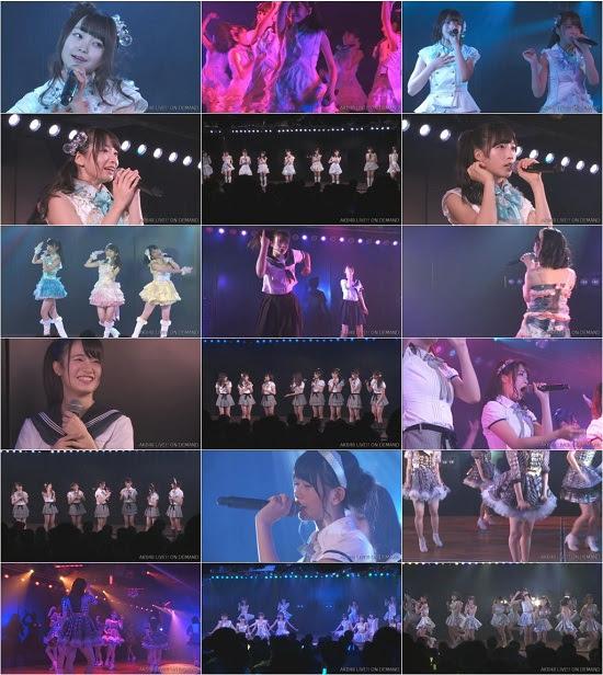 (LIVE)(720p) AKB48 SKE48 NMB48 公演 171115