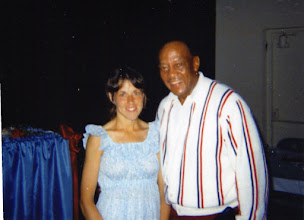Photo: Jacqueline Hansen, Jesse Owens, Charleston 1973