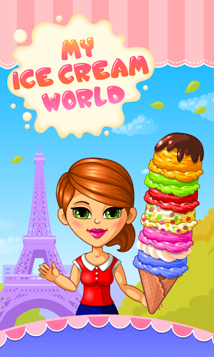 My Ice Cream World 我的冰淇淋世界
