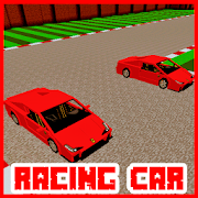 Map Racing Car for Minecraft