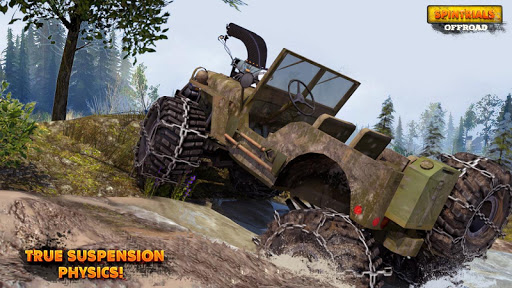 Spintrials Offroad Driving Games screenshots 4
