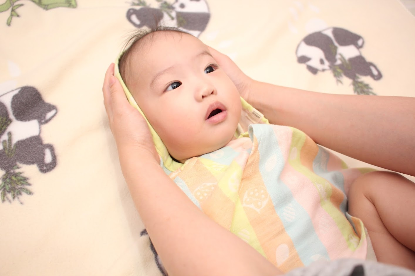 快乾浴巾喜福HiBOU日本雙層棉紗Lite小斗篷連帽浴巾