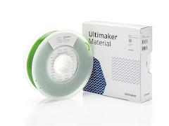 Ultimaker Translucent Green PETG Filament - 2.85mm (0.75kg)