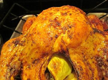 Spice Rub Perdue Roasted Chicken Recipe