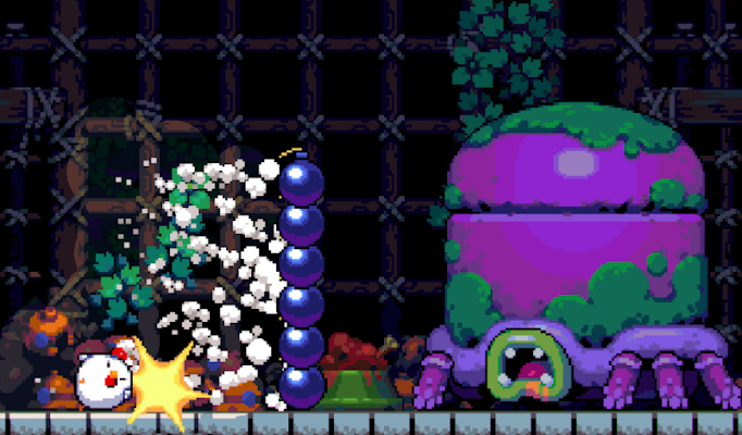 Bomb Chicken Screenshot Image