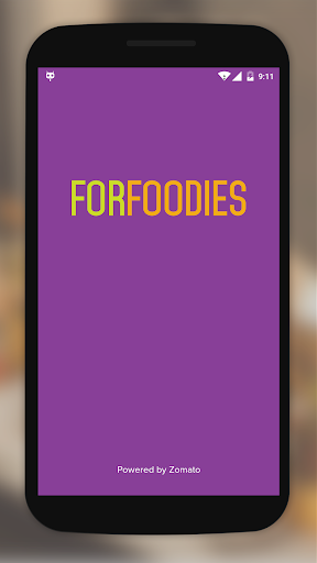 For Foodies