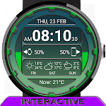 Grid Watch Face Icon