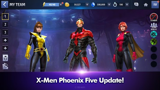 MARVEL Future Fight MOD (Unlimited Money/Gold) 9