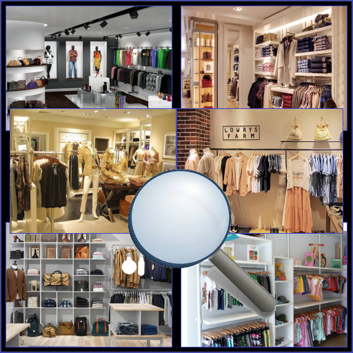 Find Differences - Shops file APK Free for PC, smart TV Download