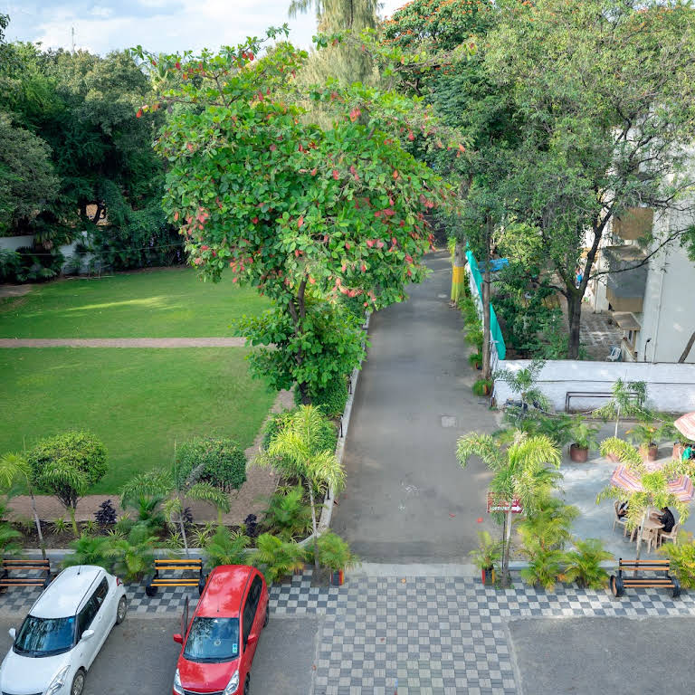 Hotel Central Park Pune Budget Hotel In Deccan Gymkhana