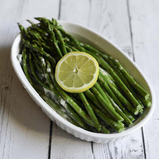 Asparagus With Cream Sauce Recipes