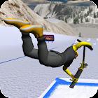 Snowscooter Freestyle Mountain icon