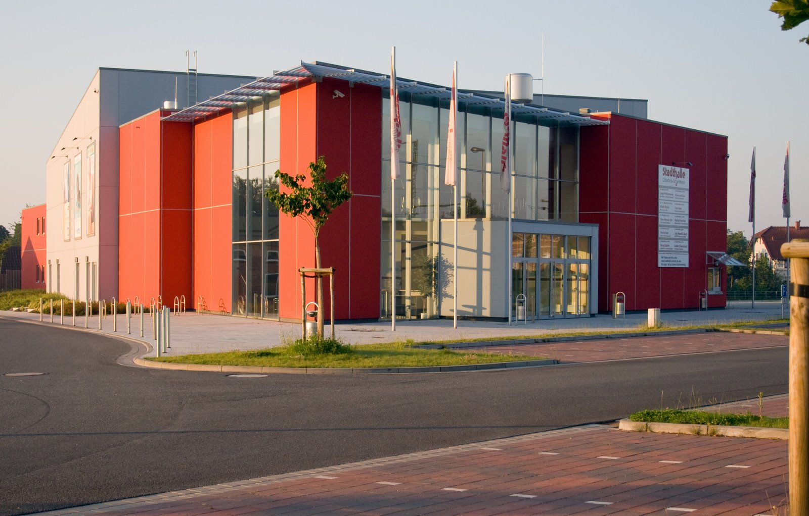 Stadthalle Osterholz-Scharmbeck