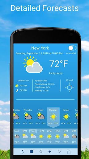 Weather 2 weeks Apk 1
