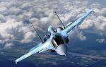 俄兩架Su-34戰機日本海上空相撞 一人跳傘獲救 正搜救其他機員