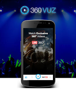‪360 VUZ - Videos VR Player - Video Views Live فيوز‬‏- screenshot thumbnail