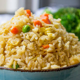 Classic Fried Rice (Five Minutes!).
