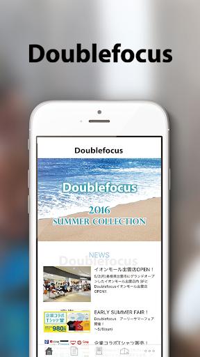 Doublefocus ダブルフォーカス 公式アプリ