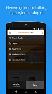 Hepsiburada- screenshot thumbnail