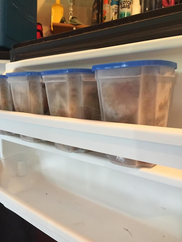You can freeze fresh shrimp in water for up to 6 months. When I...