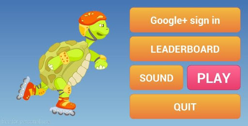 Turtle Ninja Jump and Running