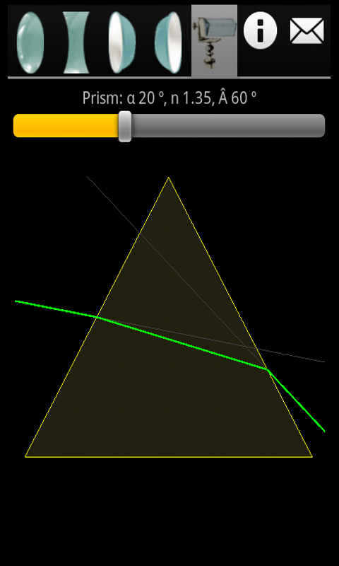 Ray diagrams- screenshot