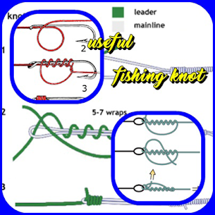useful fishing knot - náhled