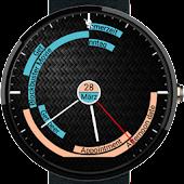 Calendar - a wear watch face