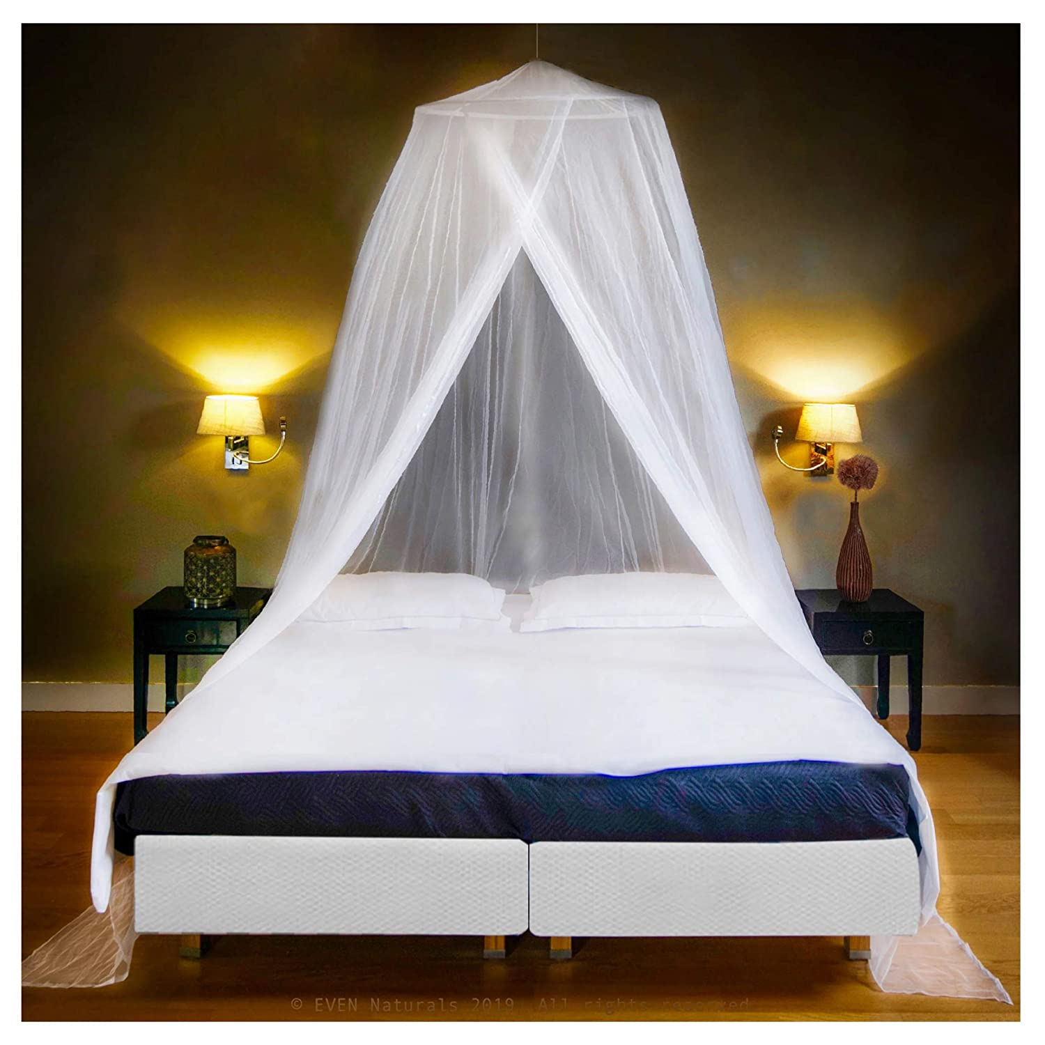 EVEN Mosquito Net for Double Bed