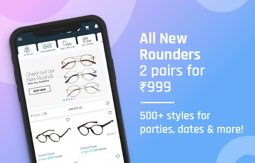 Lenskart: Eyeglasses, Sunglasses, Contact Lens App screenshot 7