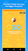 Screenshot of Swarm — by Foursquare