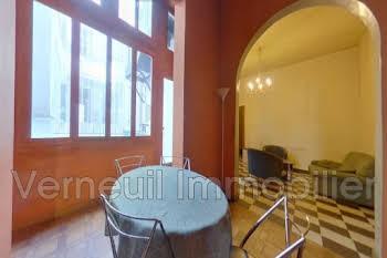 Appartement 3 pièces 65,69 m2
