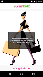 Glam_bidz- screenshot thumbnail