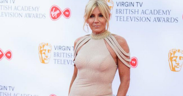 Michelle Collins finds 'soap actress' tag 'frustrating'